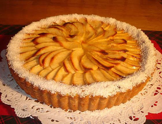 Tarta de Manzanas y Nueces - Taringa!